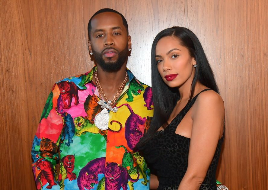 Erica Mena Files For Divorce From Nicki Minaj's Ex, Wants The Crib & Child Support