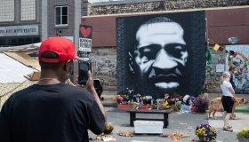 One-Year Anniversary Of George Floyd's Death