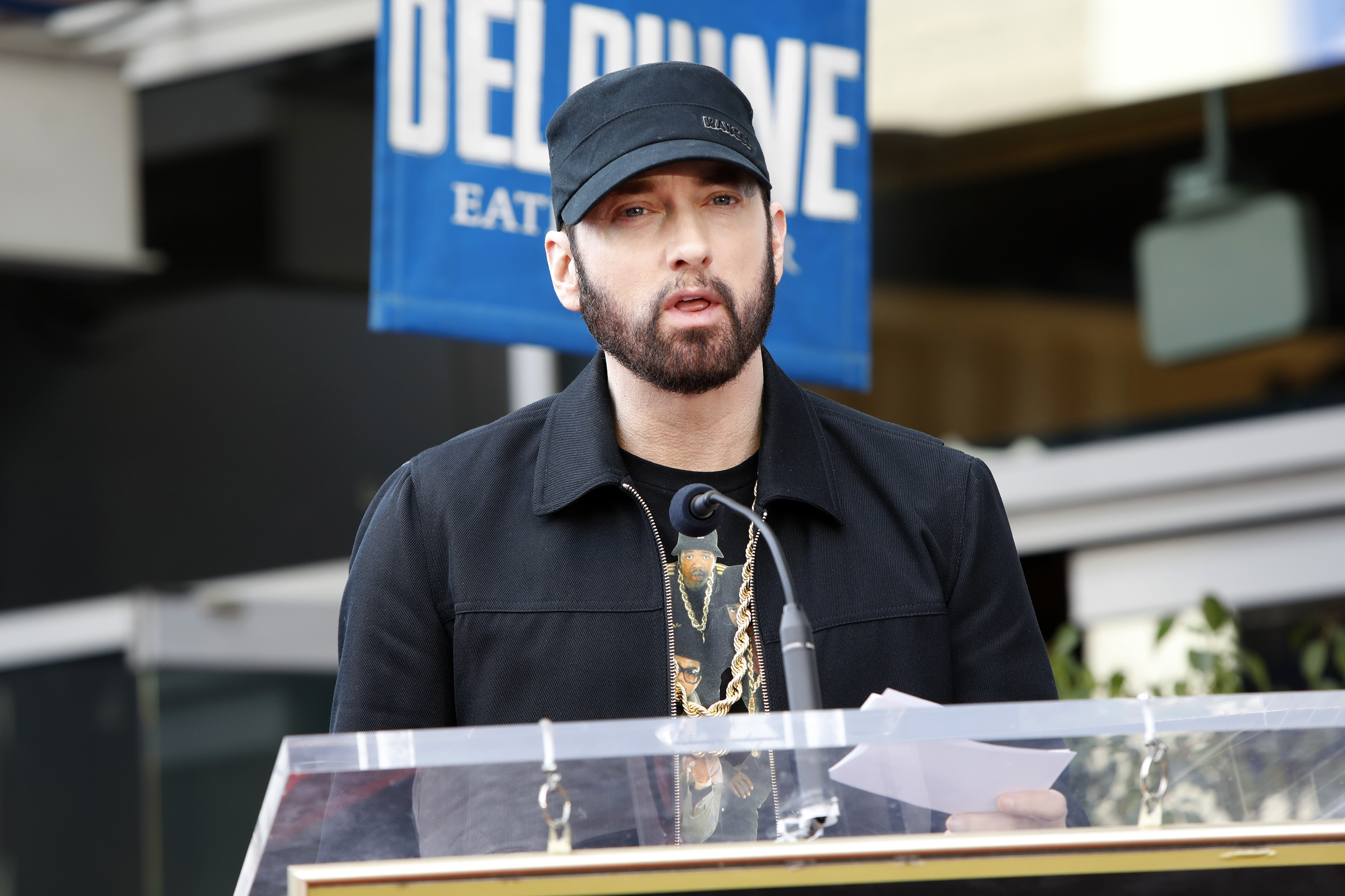 White Iversons: An Eminem And Post Malone Collaboration Might Be On The Way