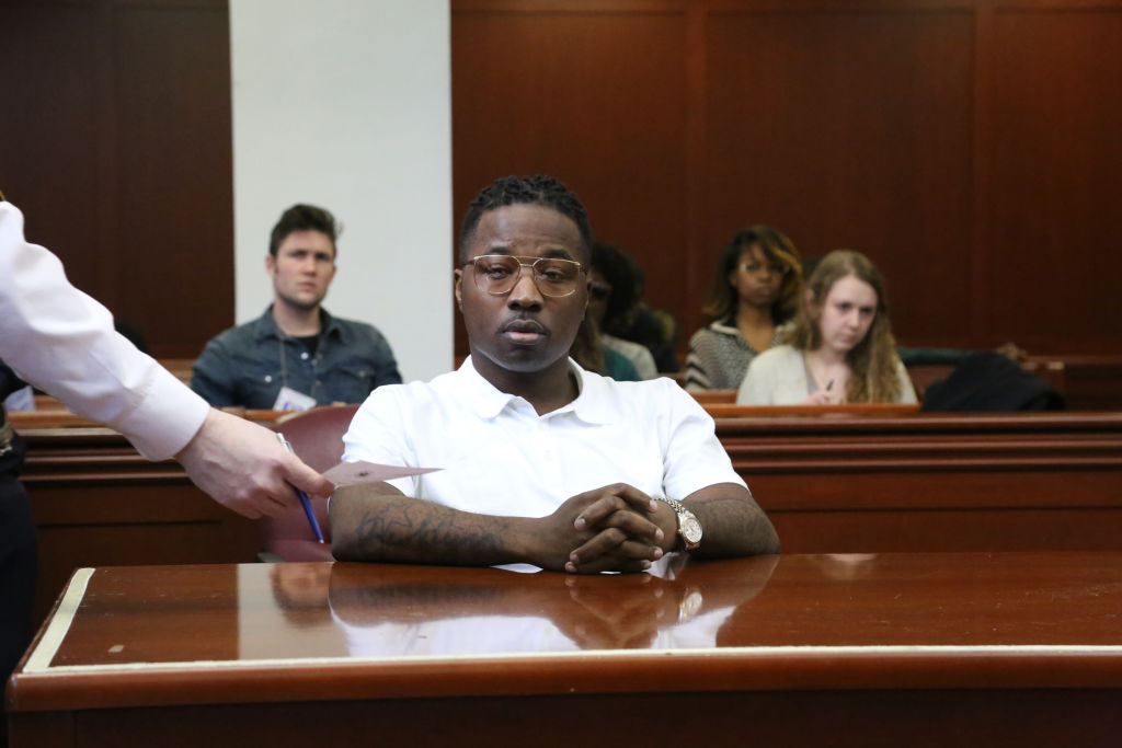 Troy Ave Accuses Casanova of Snitching In IG Post