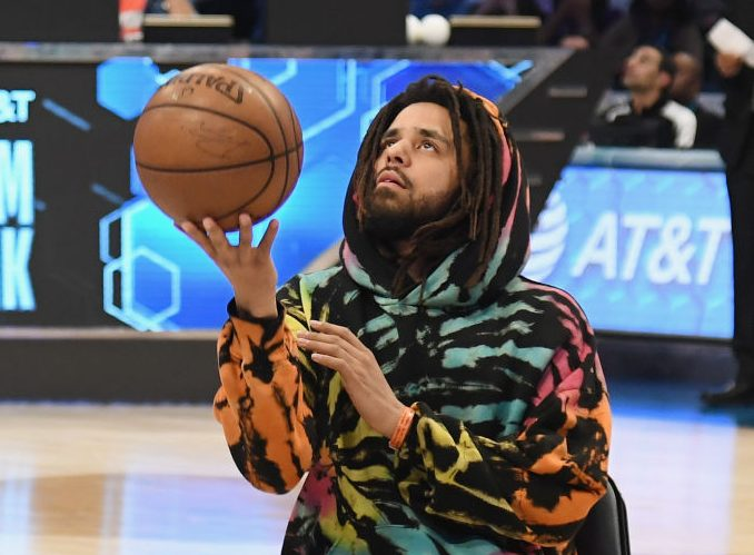 This BAL Hooper Is Not Happy J. Cole Is In The League