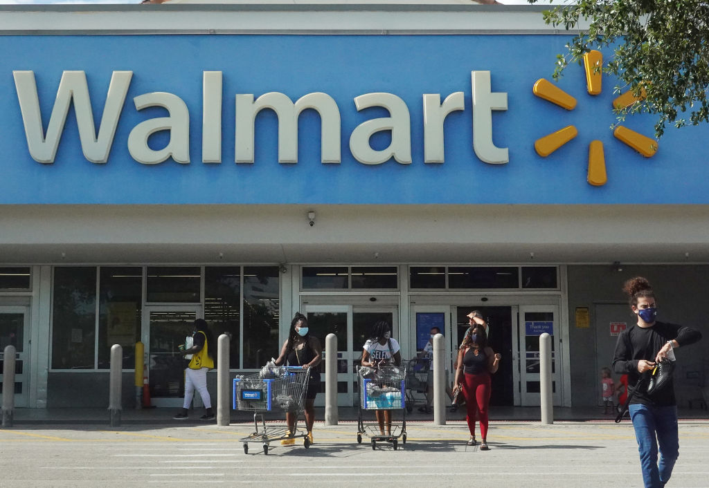 Walmart Removes Mask Mandates For Vaccinated Customers And Employees