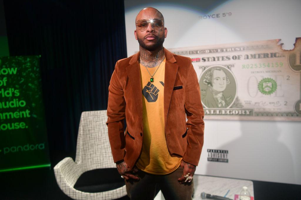 Royce Da 5'9 Calls For DJ Vlad Boycott After Juvenile Interview