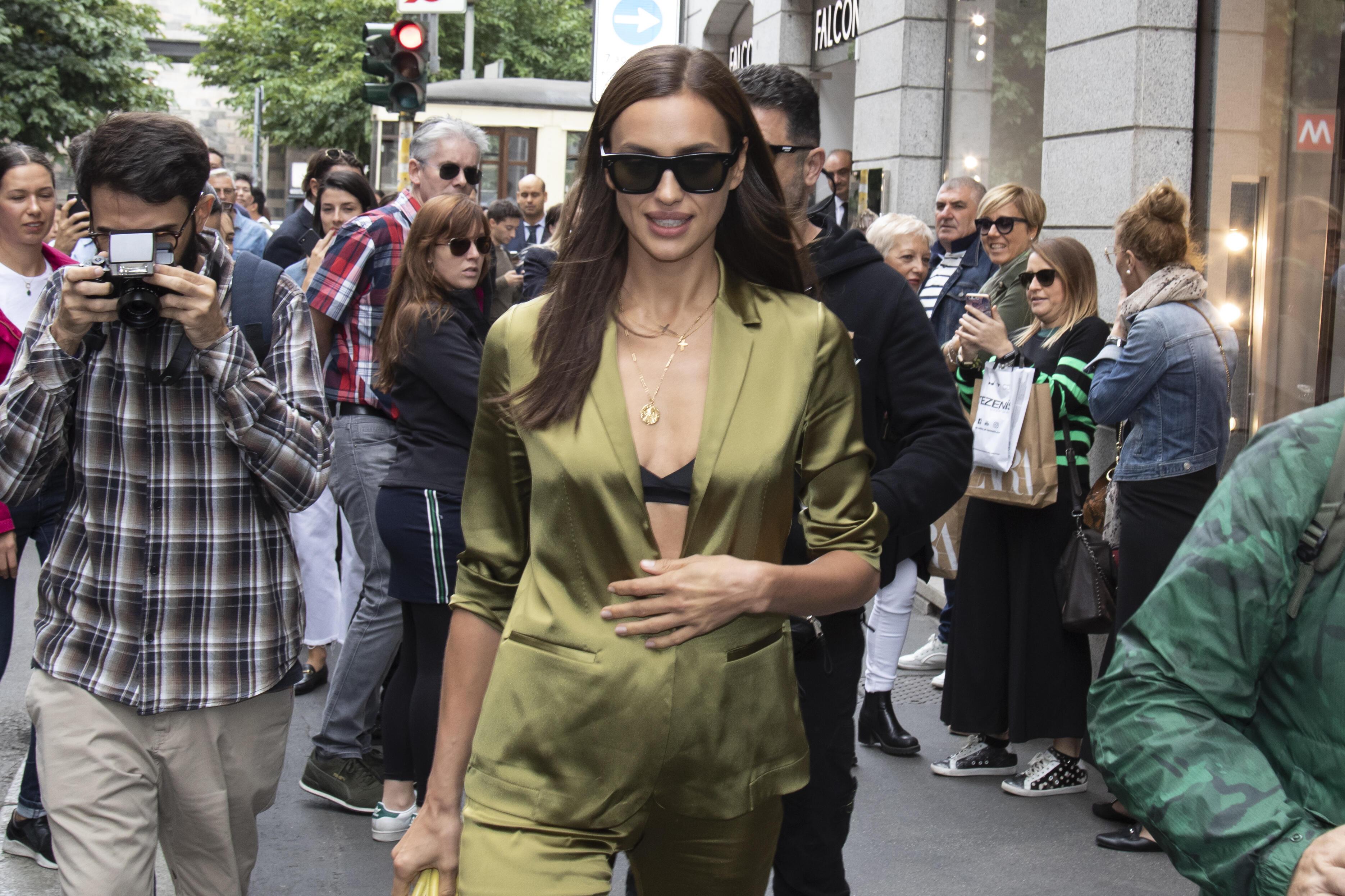 Kanye West Rumored to Be Dating Supermodel Irina Shayk