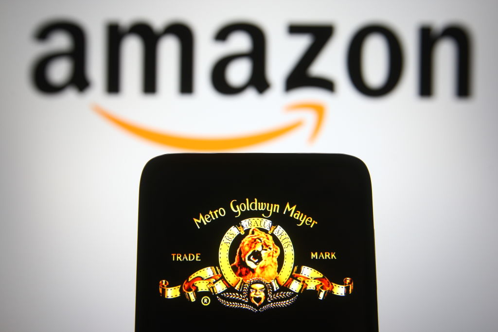 Amazon Backs Up The Brink's Truck, Purchases MGM For A Whopping $8.45 Billion