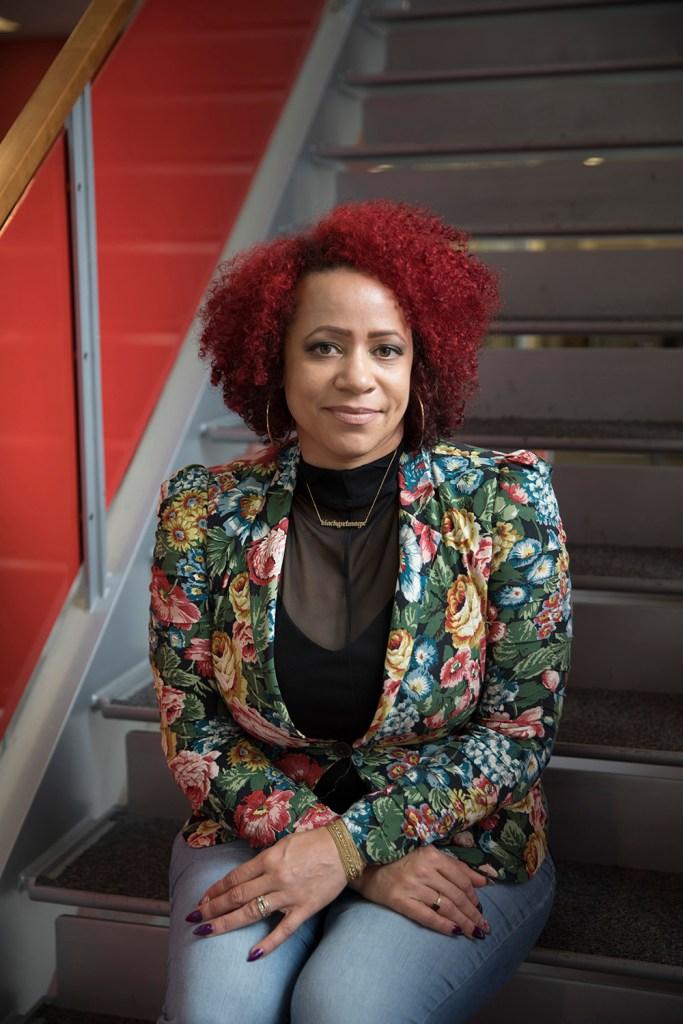Nikole Hannah-Jones Jordan Brand Black Community Commitment Grants