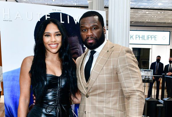 50 Cent's Girlfriend Apologizes To Vivica Fox After Throwing Shade