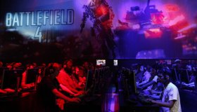 Inside The E3 Electronic Entertainment Expo Conference