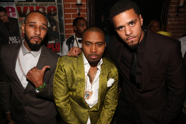 "Swizz Beatz Plays Unreleased J. Cole Verse From DMX's ""Bath Salts"" [Video]"