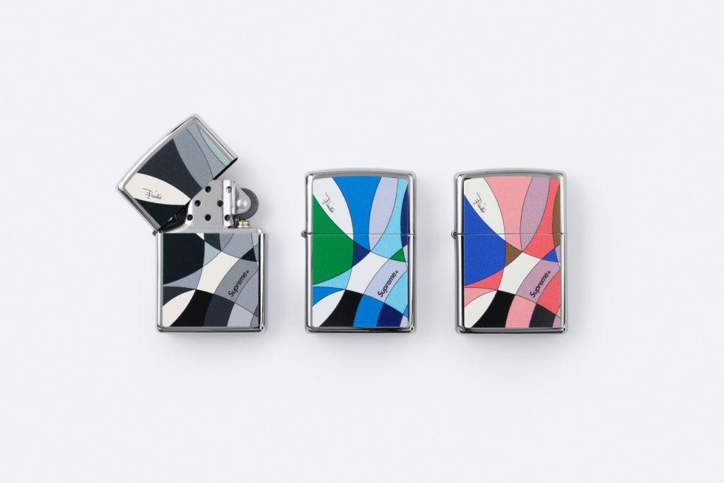 Supreme x Emilio Pucci Collection