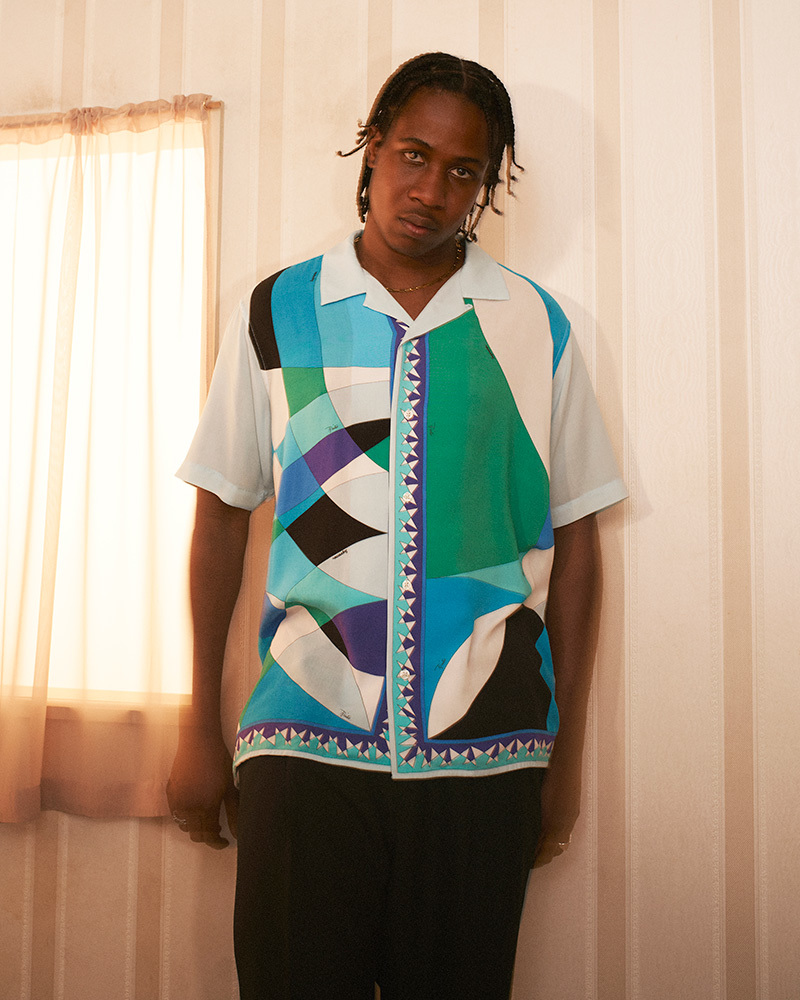 HypeBeast Alert: Supreme Unveils Collection With Emilio Pucci [Photos]