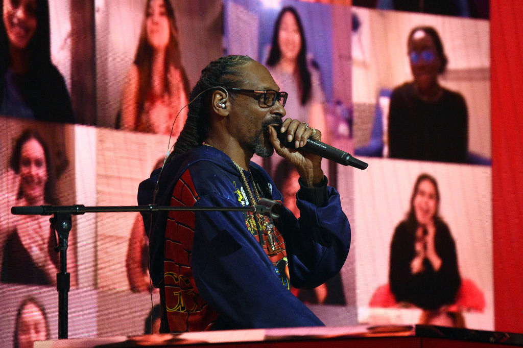 Bossing Up: Snoop Dogg Appointed To Executive Role At Def Jam Records