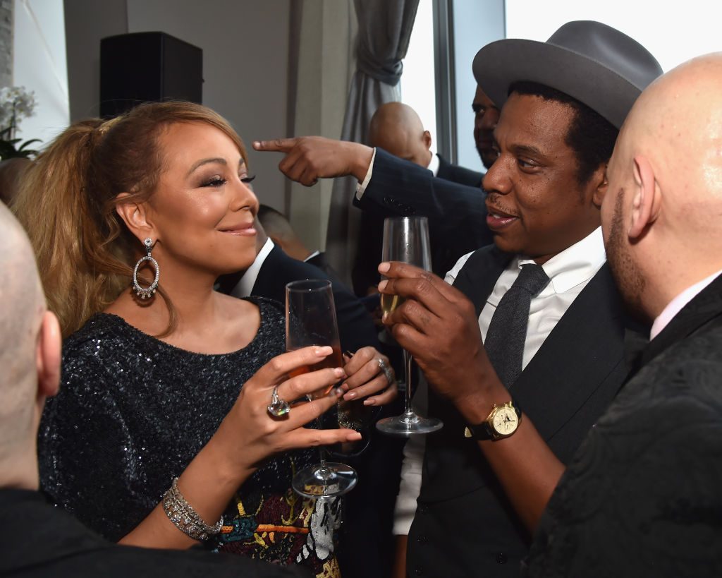 Mariah Carey Left Roc Nation For More Personal Attention, No Jay-Z Argument