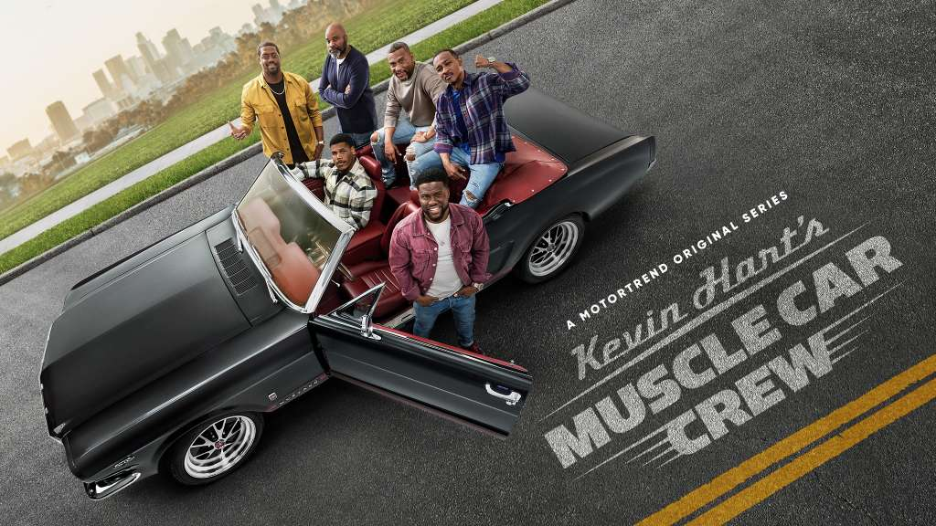 Kevin Hart's Muscle Car Crew
