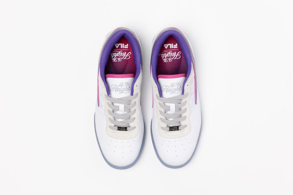 Foot Locker & FILA 'In The Heights' Sneakers