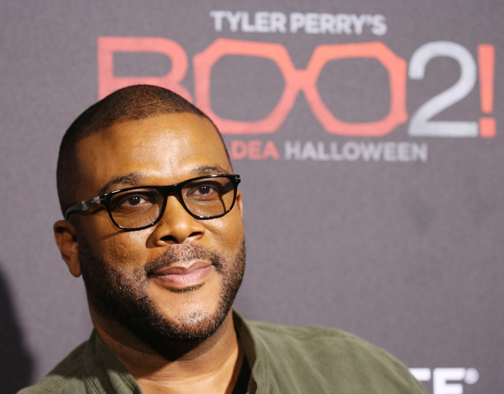 Tyler Perry Bringing Madea Out of Retirement For Upcoming Netflix Film