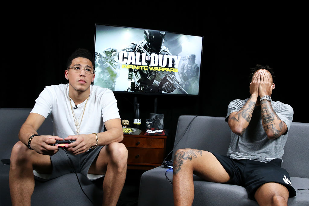 These Professional Athletes Will Hand You Ls In Video Games