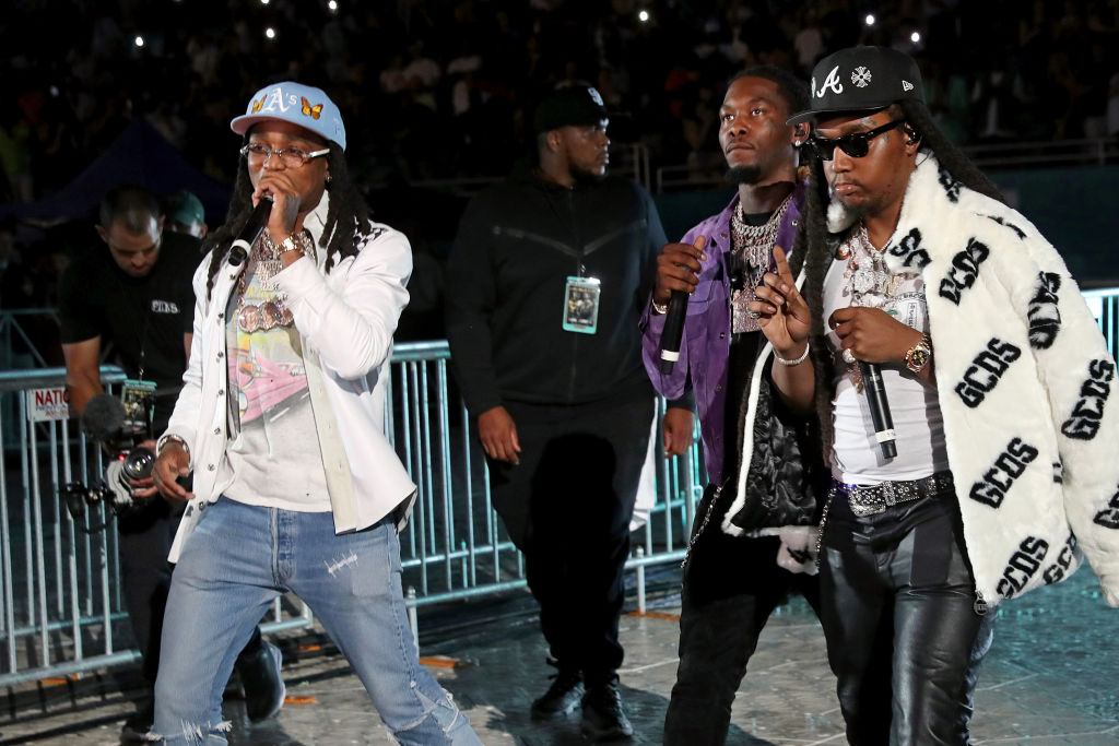 """Migos Debut """"Avalanche"""" On 'The Tonight Show Starring Jimmy Fallon'"""