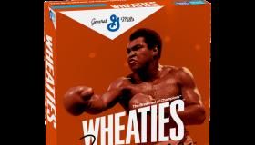 Muhammad Ali X Wheaties X Century Box Series