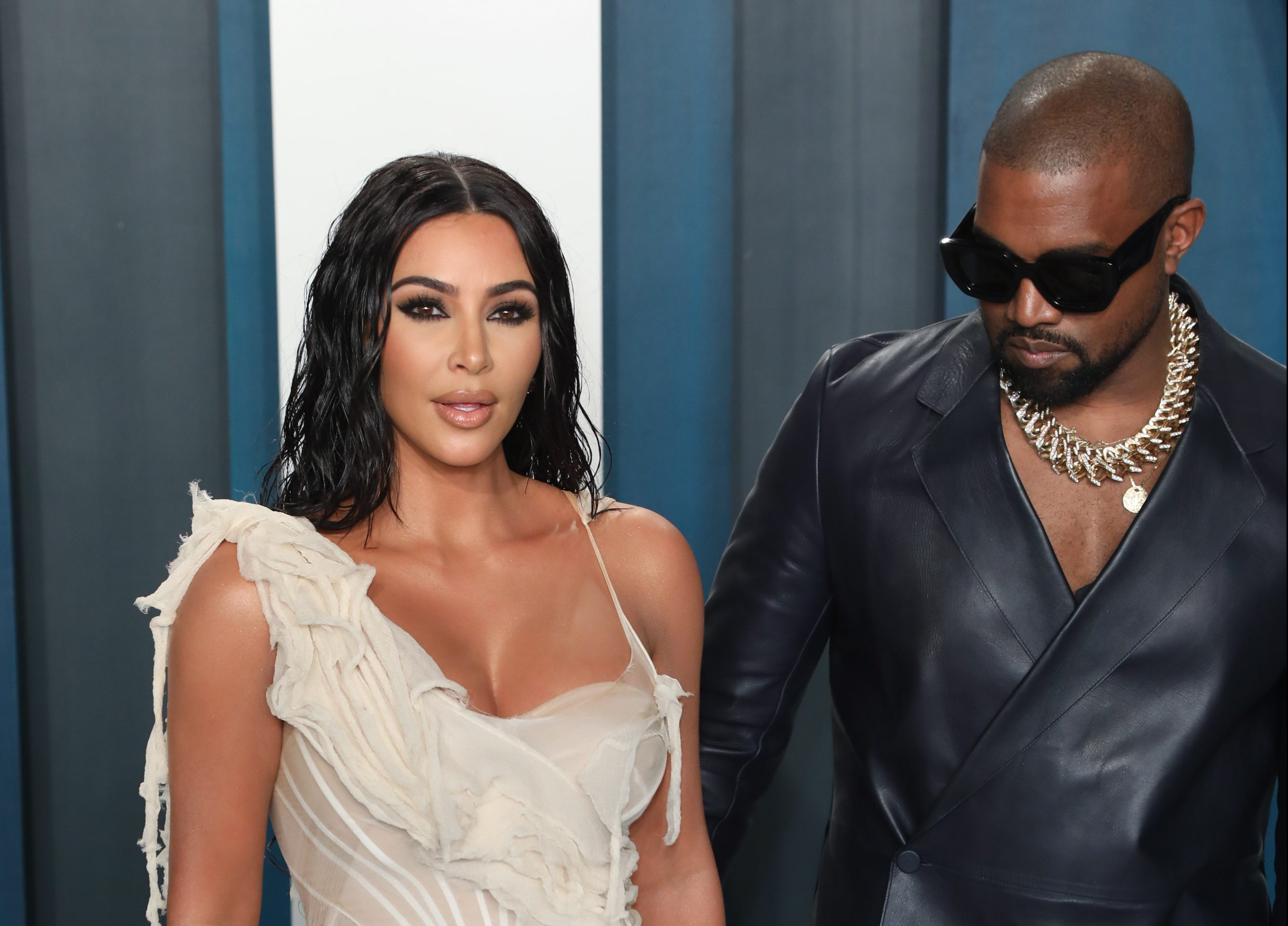 You Care: Kanye West Unfollows Kim Kardashian & Her Sisters On Social Media
