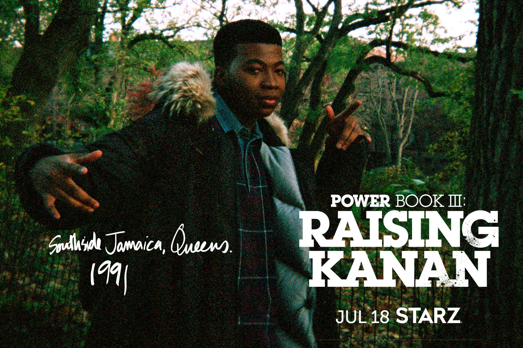Watch The New Trailer For Starz's 'Power Book III: Raising Kanan'