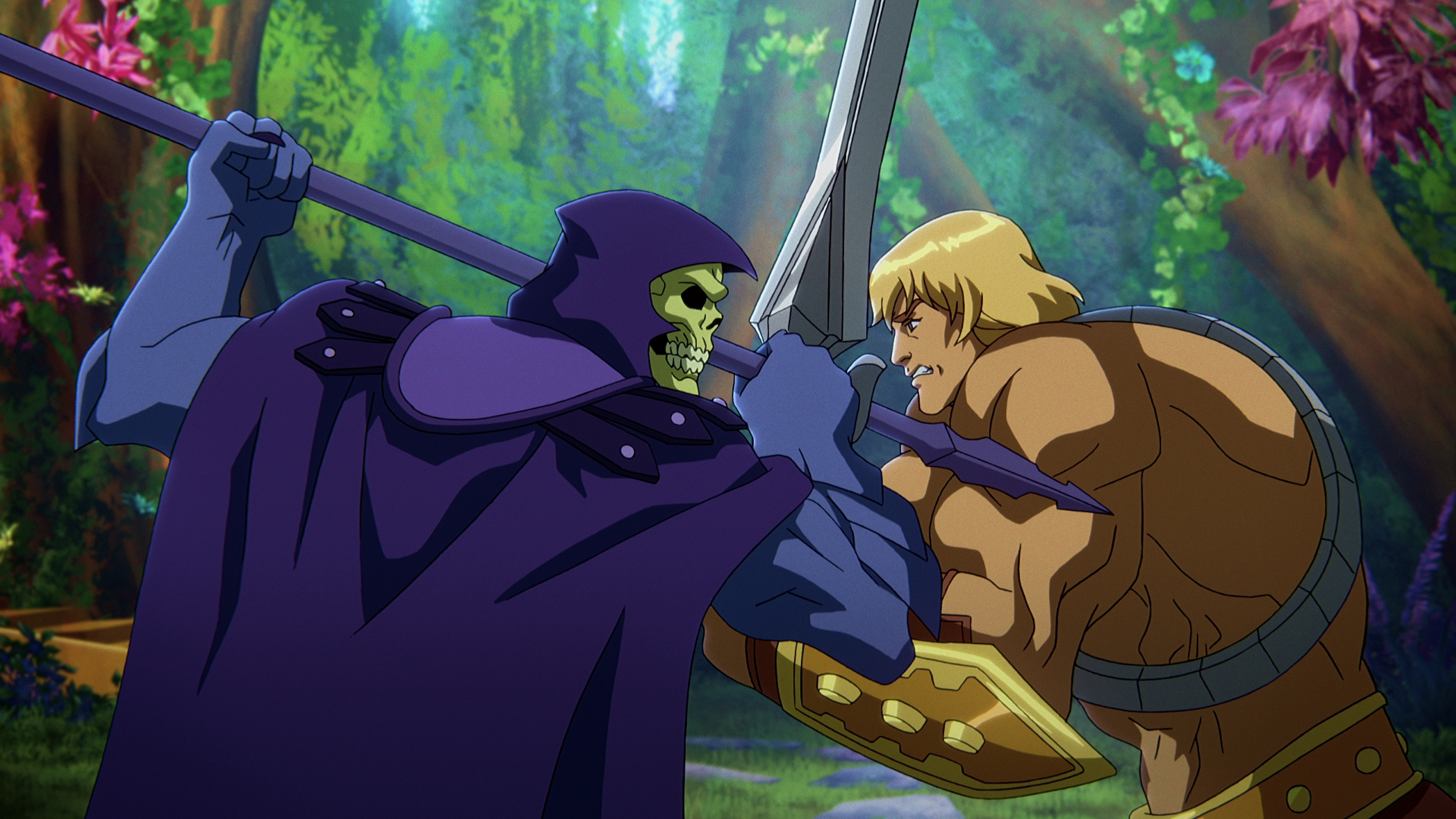 He-Man Returns In New Trailer For Netflix's 'Masters Of The Universe: Revelation'