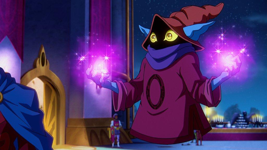 Masters of the Universe: Revelation - Production Stills