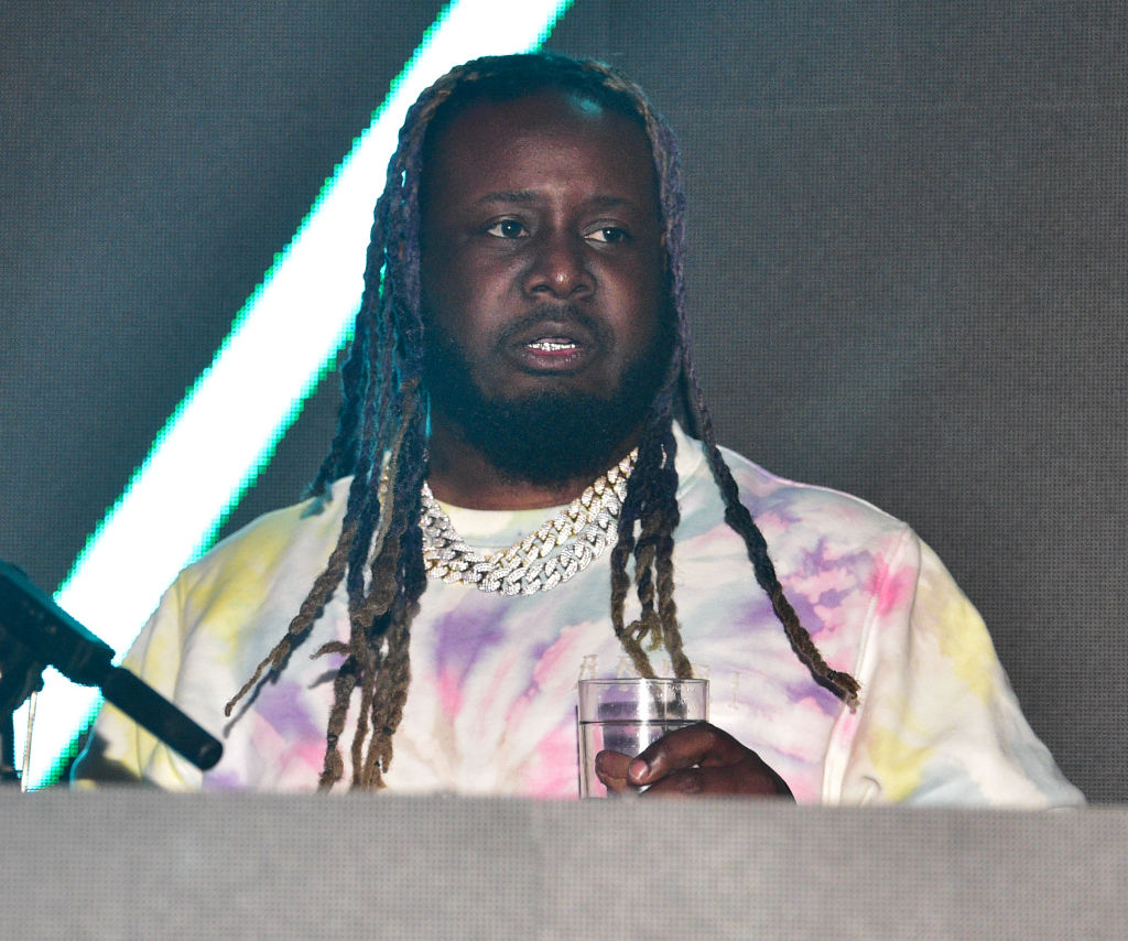 """T-Pain Reveals Nicki Minaj Politely Curbed Him After Asking Her For A """"Quick Little Verse"""""""