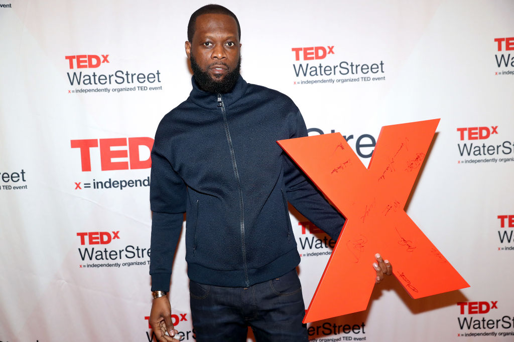 TEDxWaterStreet: RESET