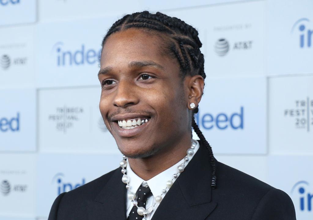 A$AP Rocky's Docu-Film Premieres At 2021 Tribeca Festival