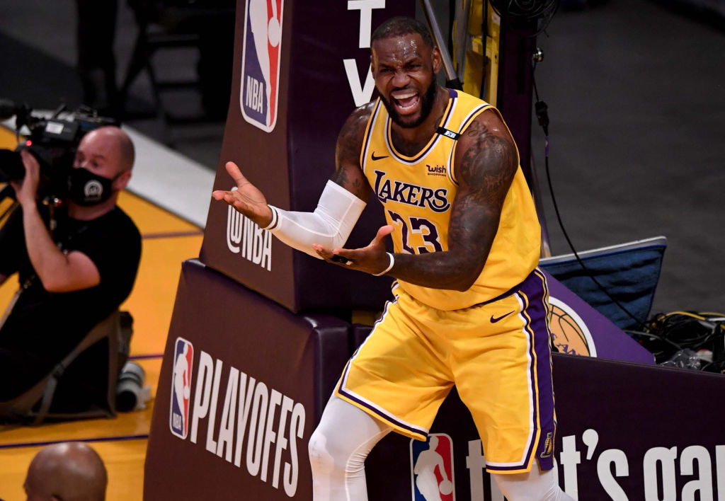 LeBron James Calls Out The NBA For Its Condensed Schedule