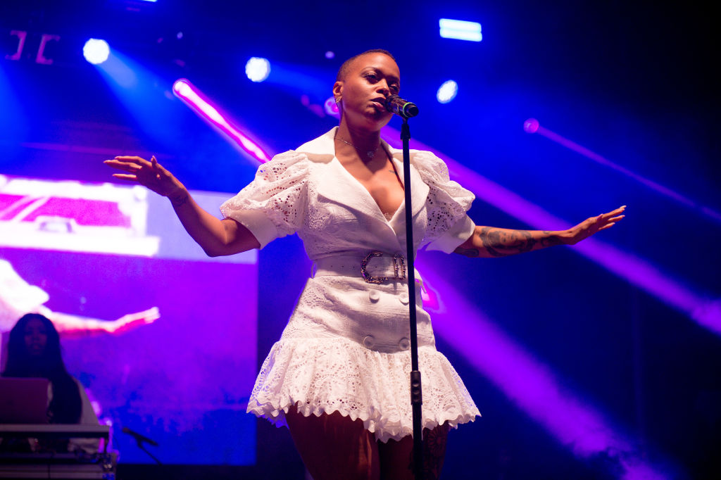 """Chrisette Michele Says Trump's Inauguration Performance Was """"Wrong Thing To Do"""""""
