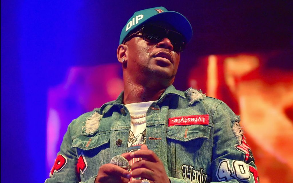 Cam'ron Blesses Kevin Durant With His Own Dipset Chain