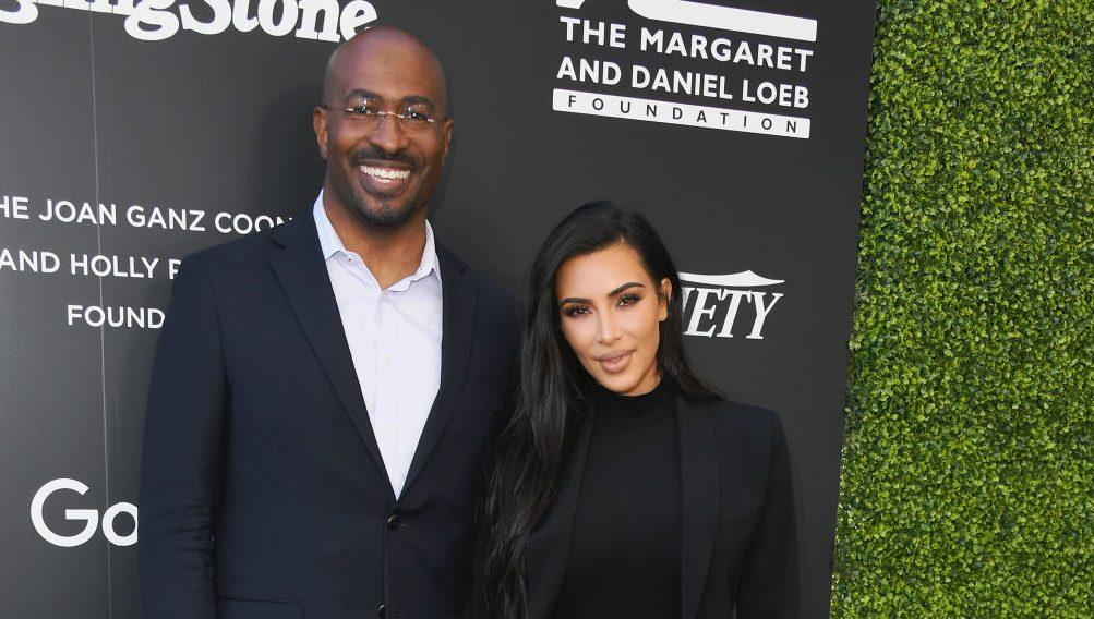 "Op Van Jones Claims Rumors of Him Dating Kim Kardashian Has ""Gotten Him So Many Dates"""
