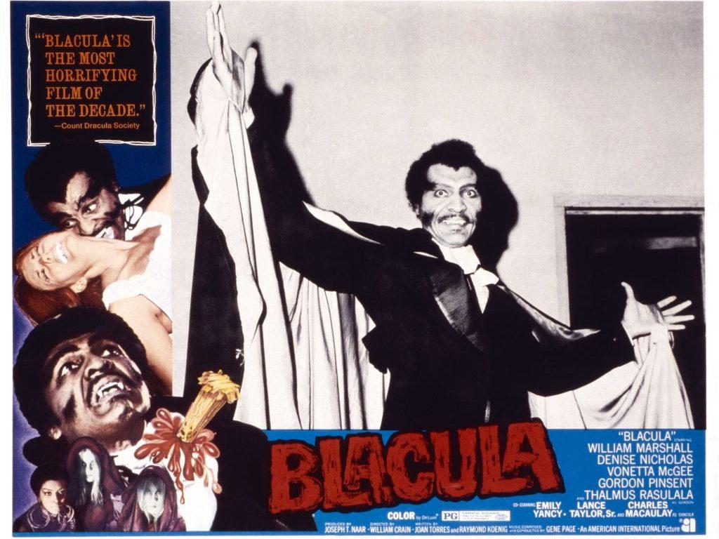 Blaxploitation Classic 'Blacula' To Get A Reboot