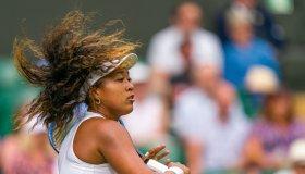 Naomi Osaka - The Championships - Wimbledon 2019