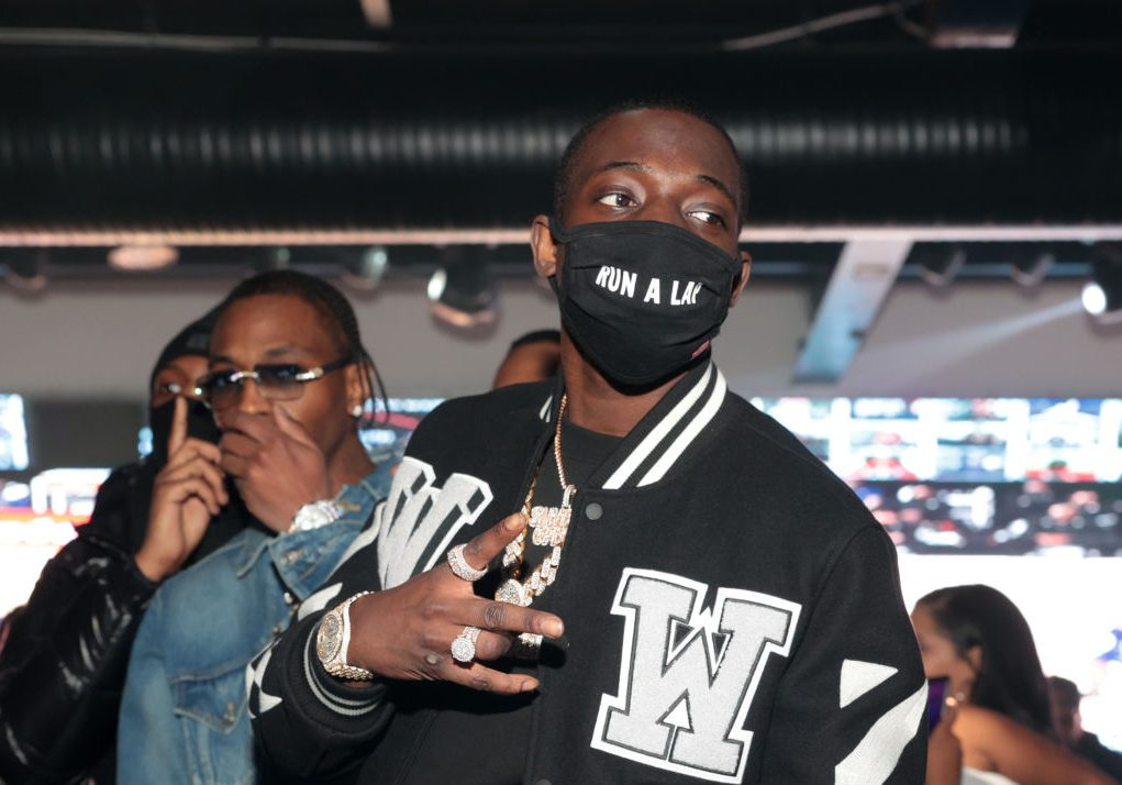 Bobby Shmurda Gave Out Free Meals & Toys For Father's Day