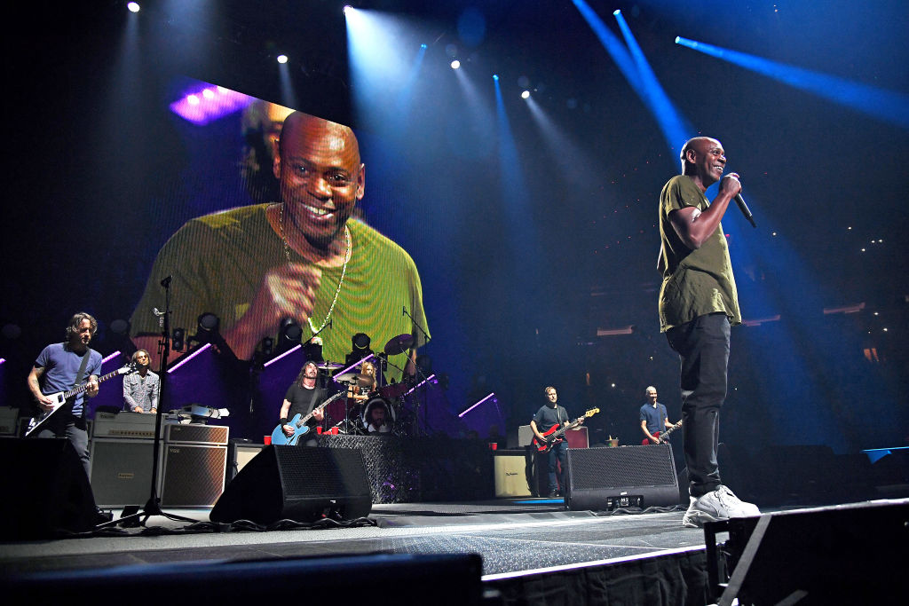 Dave Chappelle Closes Out Tribeca Film Festival With Surprise Concert With Fat Joe, Q-Tip And More