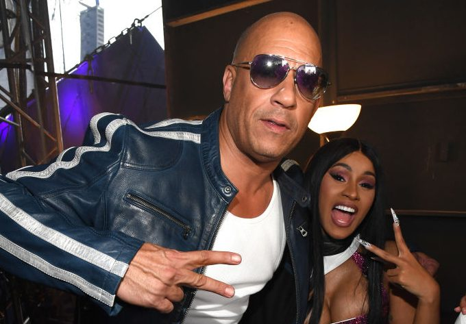 Okurrr: Vin Diesel Confirms Cardi B Will Return For 'Fast & Furious 10'