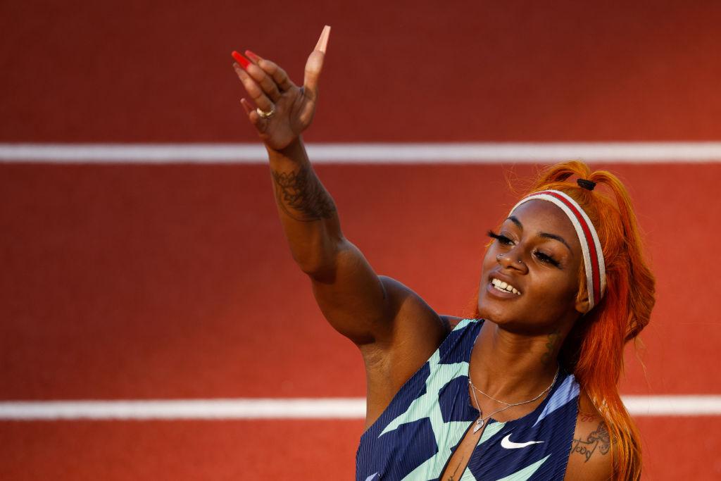Black Twitter Praises Sha'Carri Richardson Following Impressive Performance