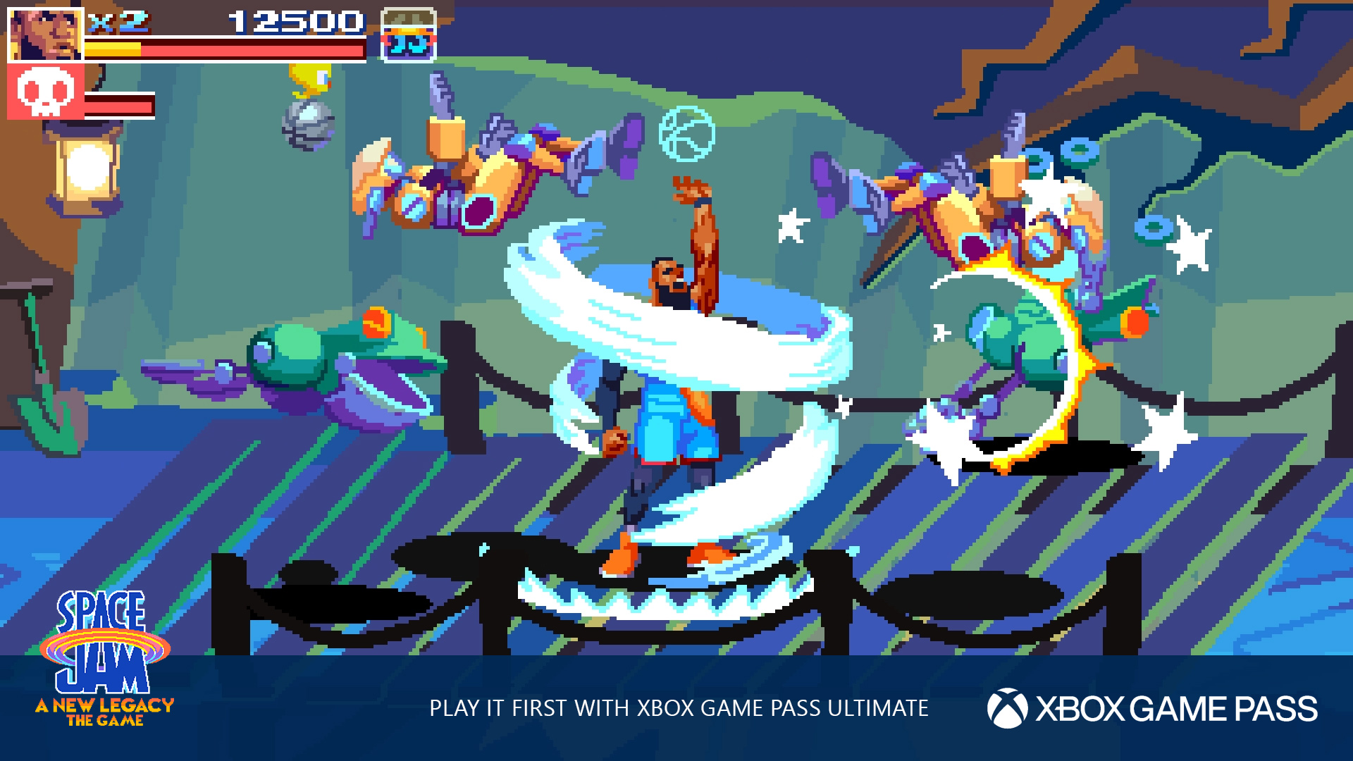 HHW Gaming: LeBron James & The Tune Squad Team Up In New 'Space Jam: A New Legacy' Video Game