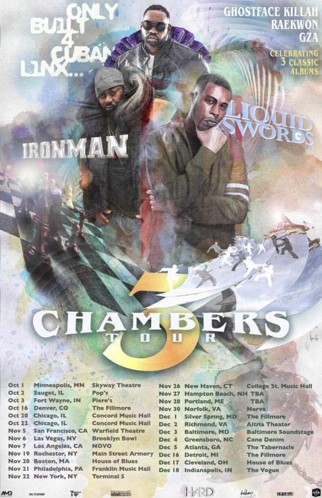 3 Chambers Tour