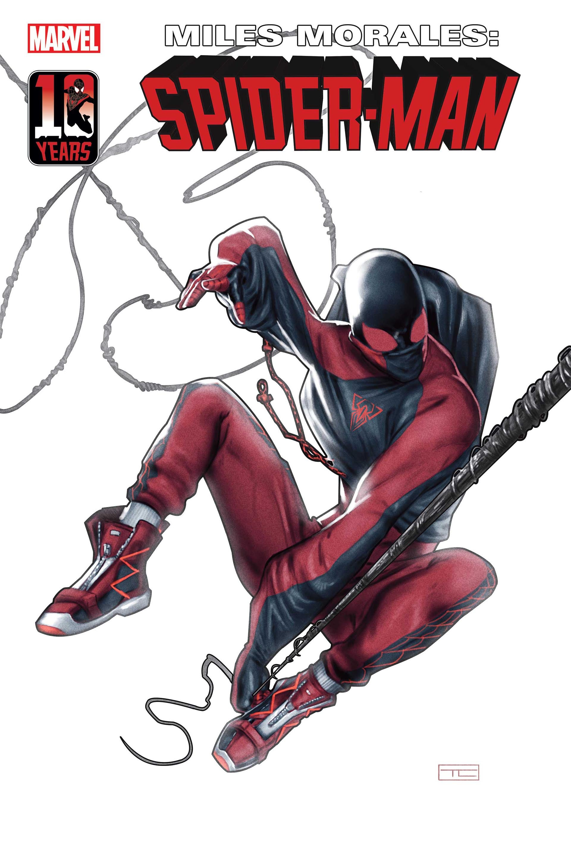 Miles Morales 'Spider-Man' Gets A New Track Suit Costume