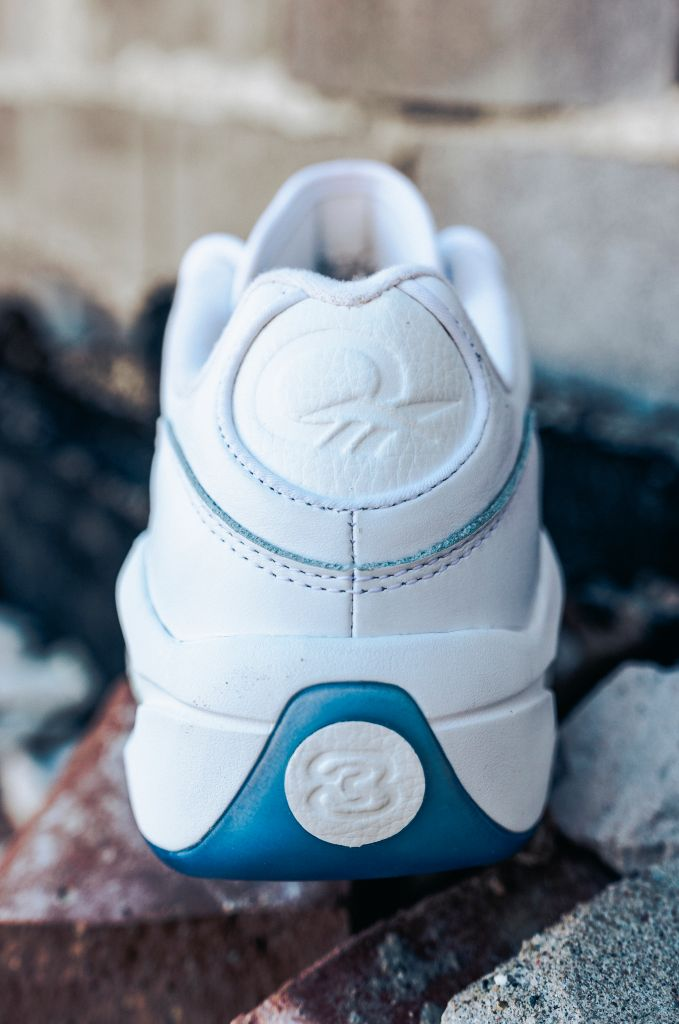 Reebok Question Low White Ice