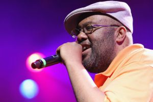 Celebrate Brooklyn 2013 - Big Boi & D Nice In Concert