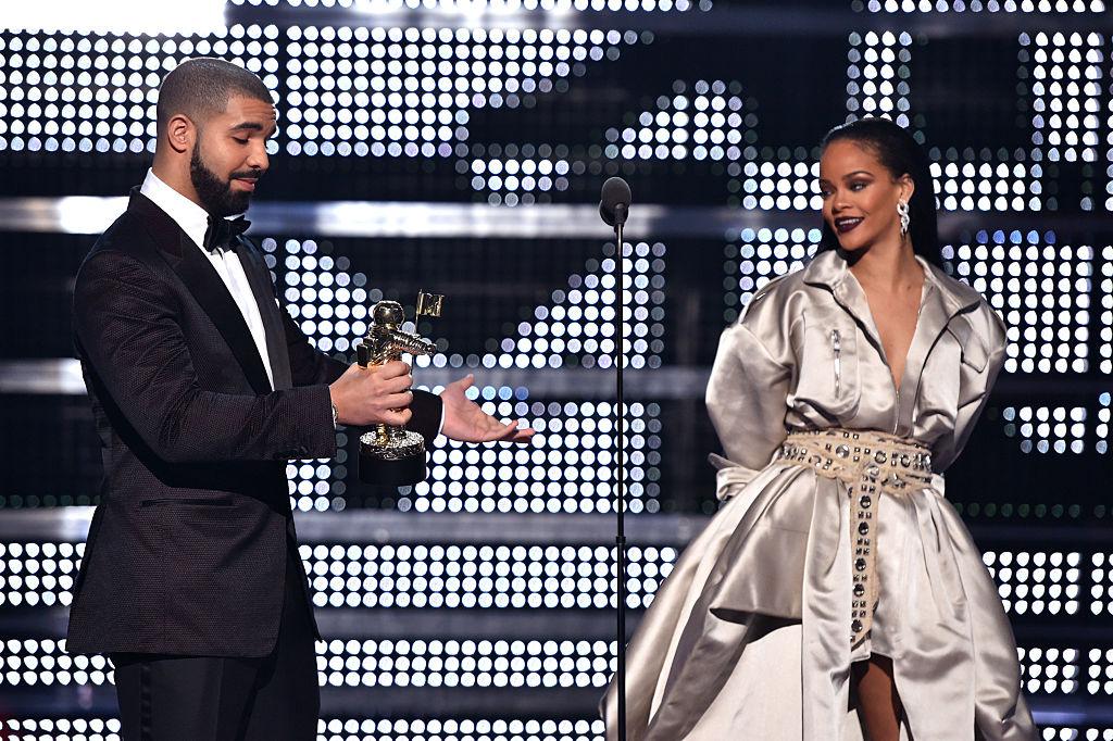 Rihanna Covers Up Matching Shark Tattoo She Got With Drake, Twitter Reacts