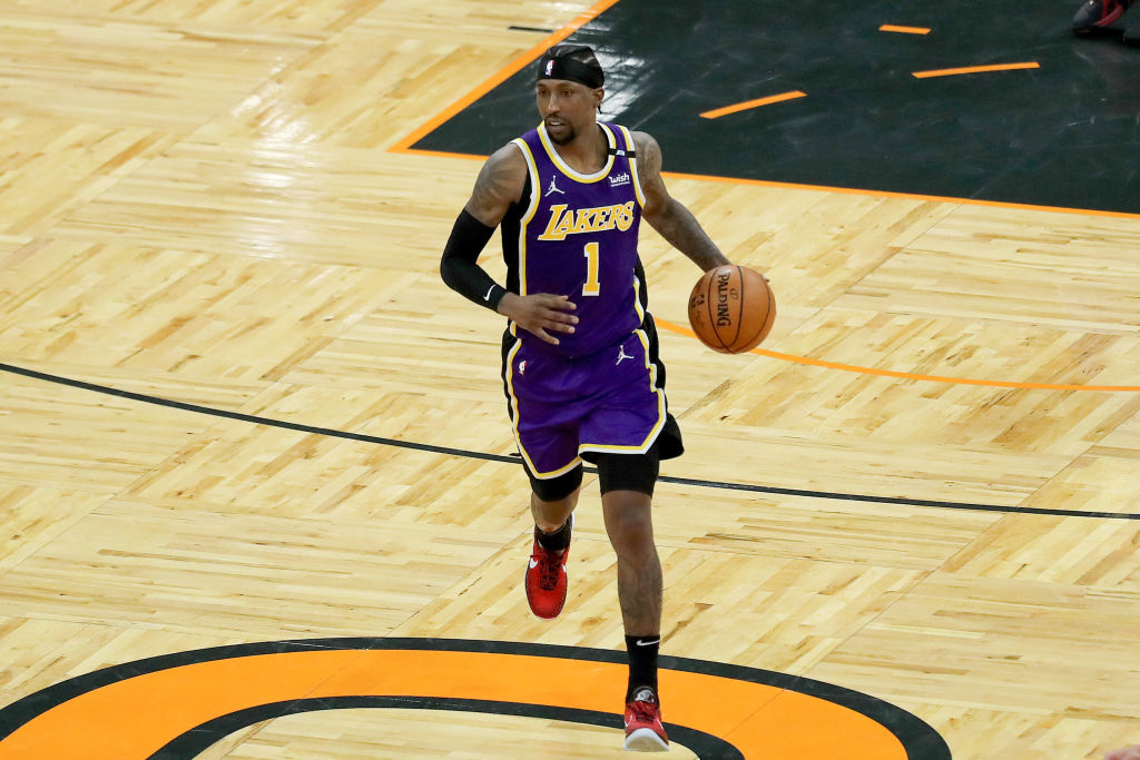 Kentavious Caldwell-Pope Robbed At Gunpoint In Los Angeles: Report