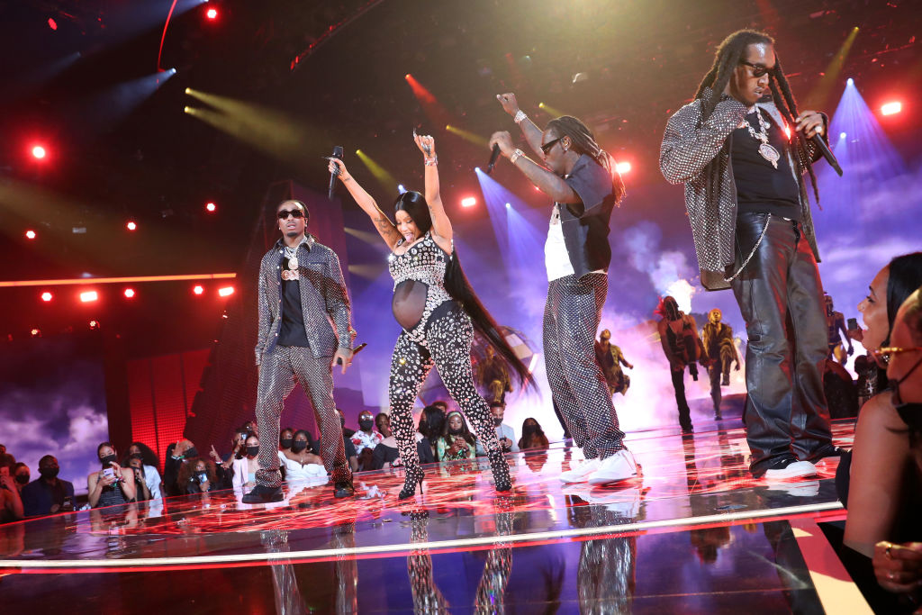A Rundown of All the Stellar Performances From the 2021 BET Awards