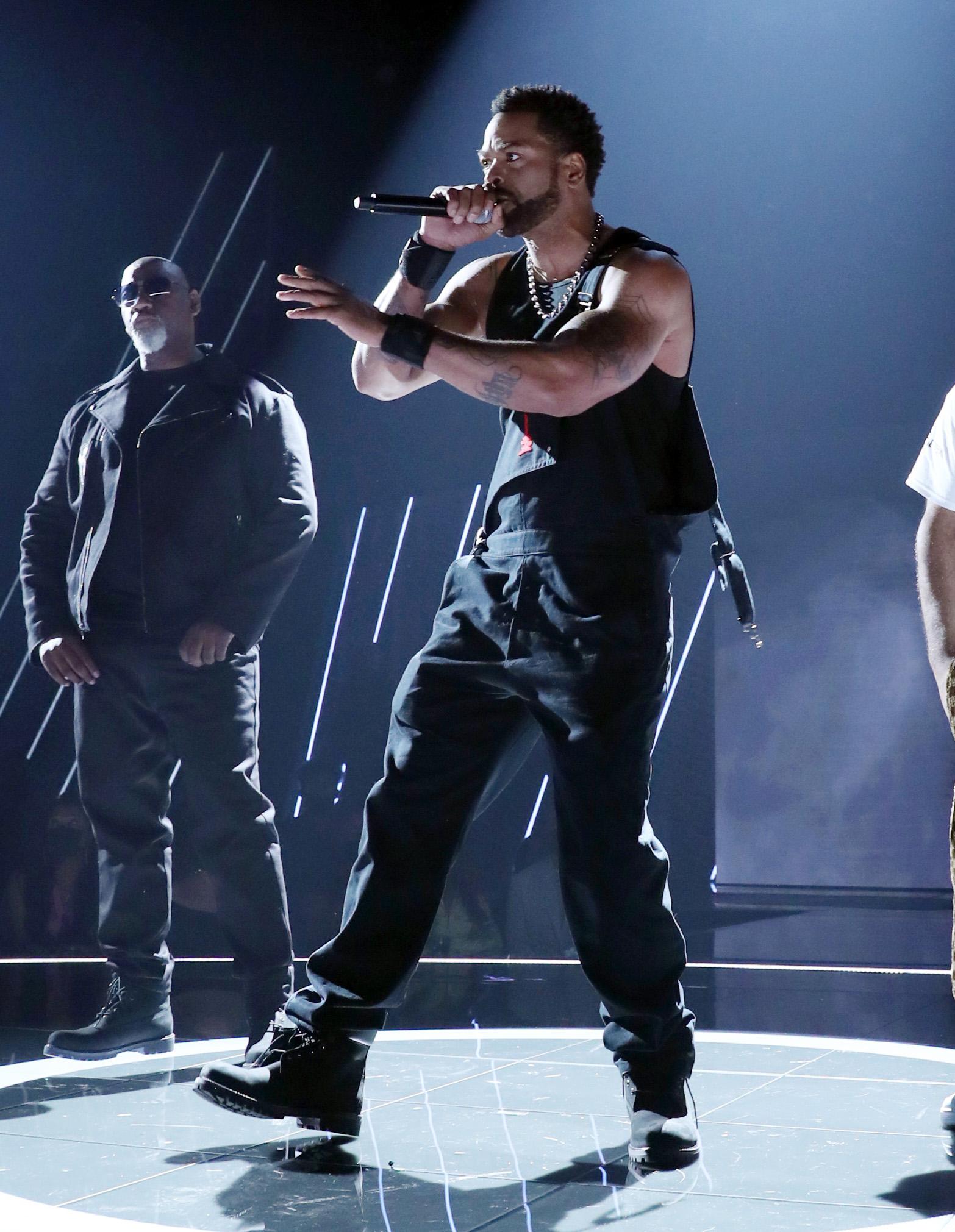 Method Man, Griselda & More Honored DMX At 2021 BET Awards [Video]