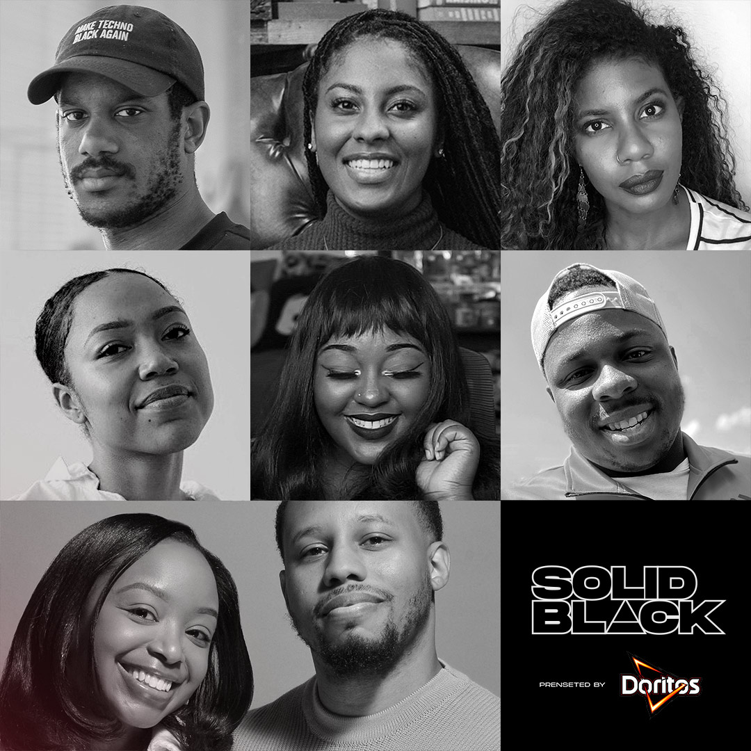 Doritos Launches The SOLID BLACK Campaign To Amplify Black Innovators